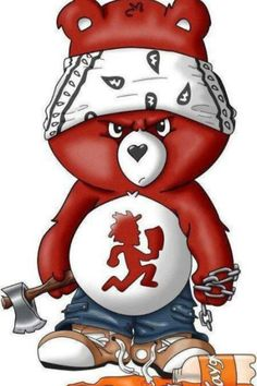 ICP Care Bear. How adorable XD