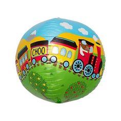 Train Sphere 17 Balloon Each