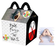 """Pink Floyd: The Wall"" Happy Meal"