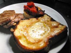 Egg, 135 North 5th Street, Williamsburg (718-302-5151 or pigandegg.com). The unassuming decor — white concrete  walls, pine tables — lets Williamsburg locals concentrate on the  down-home dishes in front of them. Breakfast (grits, country ham on a  biscuit, homemade granola) is served until 6 p.m.