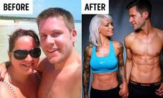 Best before and after pics!