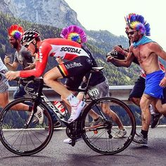 Giro d'Italia 2016  Stage Fifteen- Tim Wellens.