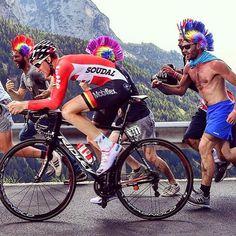 Tim Wellens Giro d'Italia 2016 @tdwsport