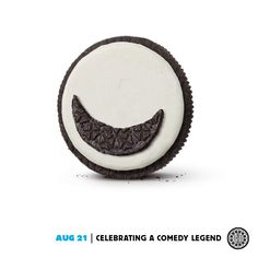 August 21 - Celebrating the Life of Phyllis Diller (Oreo 100 Aniversary) Oreo Treats, Oreo Cookies, Phyllis Diller, Twist And Shout, Poster Ads, Advertising Campaign, Print Ads, Food Art, Oreos
