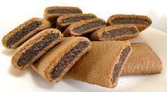 Biscotti fichi e cioccolato