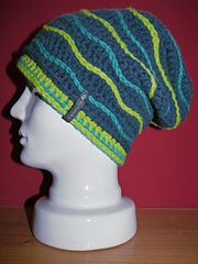 Ravelry: Swell Beanie pattern by Monk Wolle