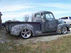 1949 Chevy Truck Rat Hot Rod Chevrolet Pickup 47 48 49 50 51 52 53 On