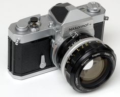 A Nikkormat FTN is collecting dust on my desk, it would deserve a roll of Ilford and a long city walk.