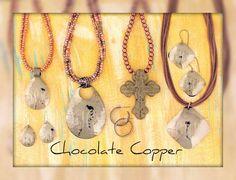 Chocolate Copper... www.initialoutfitters.net/cheryl215
