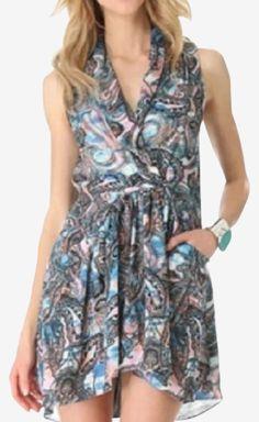Rebecca Minkoff Multicolor Mojabe Dress