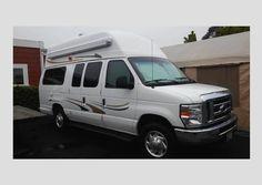 Small Motorhomes, Class B Motorhomes, Gas Money, Class B Rv, Used Rv, Rv Camping, Campervan, Craft, Cars