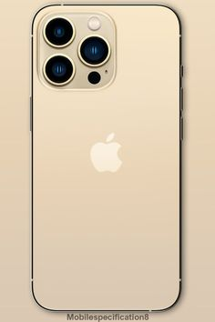 Apple iPhone 13 Pro Gold   mobileSpecification8