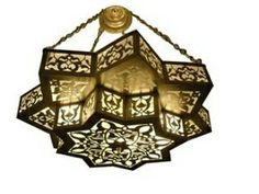 Order a Moroccan style lighting chandelier from E Kenoz! We have the Moroccan light fixtures you need to add beautiful, affordable lighting to your home. Moroccan Ceiling Light, Moroccan Pendant Light, Moroccan Chandelier, Moroccan Lighting, Moroccan Art, Hanging Chandelier, Hanging Light Fixtures, Rustic Chandelier, Hanging Pendants