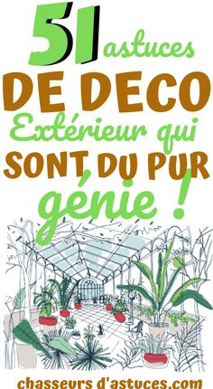 51 Astuces de Déco Extérieur qui sont du pur Génie ! Garden Online, Outdoor, Green, Blog, Gardening Hacks, Articles, Backyard, Nature, Inspiration