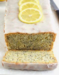 Poppyseed Lemon Cake