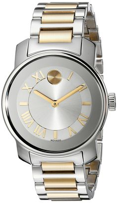 Movado Women's 3600245 Two-Tone Watch