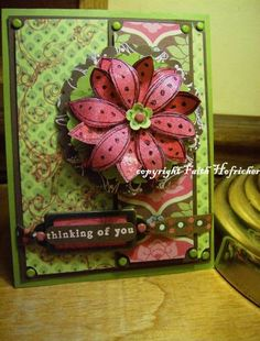 using Stampin Up Doodle This