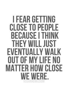 This is how I feel! I have lost some very close ppl 2 my heart and the best of friends