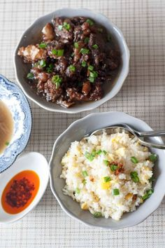 Beef Pares is a popular Filipino comfort food with Chinese influence. The use of star anise gives this dish a unique and delicious taste. Pares means pair or partner – a combination of beef and fried rice. Cuts with lots of litid (tendon) are used to achieve a texture that is tender and sticky at...