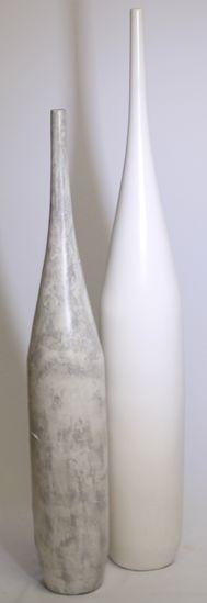 jarrones decorativos fabricados en barro por formas hbitat creativo