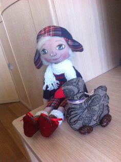 Куколка с уточкой