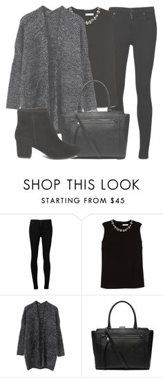 """Outfit #1488"" by lauraandrade98 on Polyvore featuring moda, Citizens of Humanity, Erdem, Witchery y Steve Madden"