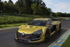 Магазини АУТОТИМ - Пловдив: Renault Sport R.S.01 получи двигателя на Nissan GT...