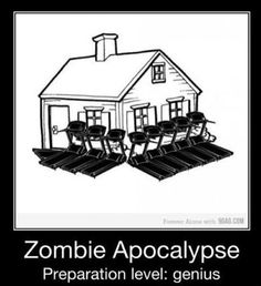 Totally going to do this, with the hurricane windows just in case one of the treadmills comes untreaded