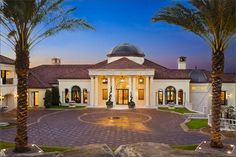 Sendero Homes – old world – italian villa