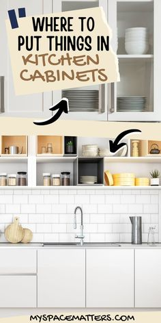 Do you have a messy kitchen and need to know where to know how to organize all your cabinets and drawers? Learn where to put things in kitchen cabinets with this video guide and cheat sheet. Organize your kitchen by mapping all your cabinets and drawers into zones. This video shows you the best place to put things in your kitchen. #worktriangle #efficientkitchen, #kitchenzones #kitchenorganization #professionalorganizer Work Triangle, Messy Kitchen, Cheat Sheets, Extra Storage, Kitchen Organization, The Good Place, Drawers, Kitchen Cabinets, Organize