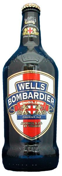 Wells Bombardier - Another English Ale