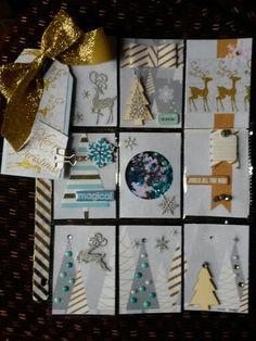 Christmas Pocket Letter by yvonne cunningham