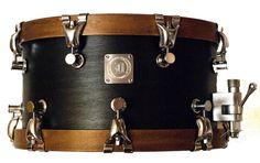 Detroit Custom Drum Company - Custom Corner - The Black Page