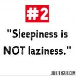 narcolepsy sleepiness is not laziness 10 things you didnt know about narcolepsy national narcolepsy day suddenly sleepy saturday 150x150 10 ...