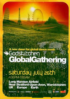 Godskitchen Global Gathering 2003