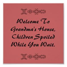 Grandma's House .