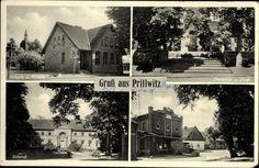 Prillwitz  Przelewice Kreis Pyritz