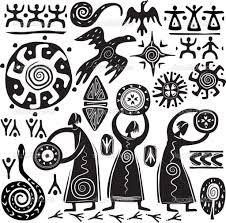 Image result for aboriginal art vector