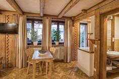 Willa Tatiana - cztery luksusowe wille w centrum Zakopanego Slider Images, Chalet Interior, Studio Apartment, Very Well, Nespresso, Cosy, Terrace, Relax, Windows