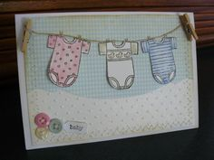It's a cute little BOY! by Ausmex - Cards and Paper Crafts at Splitcoaststampers
