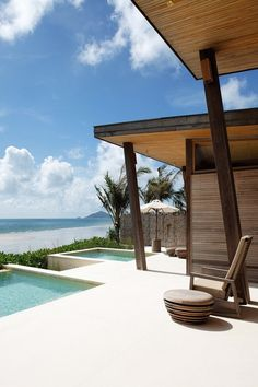 Six Senses Can Dao resort, Côn Đảo, 2011 by AW² Architecture Workshop #architecture #design #resort #luxury #swimmingpool