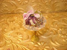 miniature 1:12 scale hat