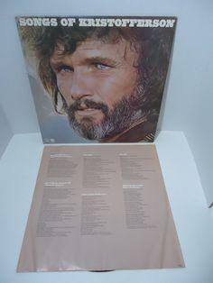 Kris Kristofferson – Songs Of Kristofferson