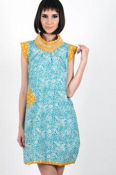 Zarina Batik Dress www.pinkemma.com