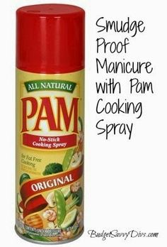 Instant dry? With something we use to cook-cool and disturbing.