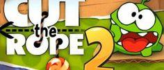 """""""Cut The Rope 2"""" llega a Android esta semana."""