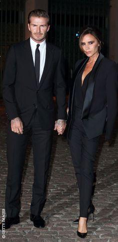 Stil in Nürnberg | Stilberatung | Identity Styling | Farbberatung | Typberatung - Victoria & David Beckham