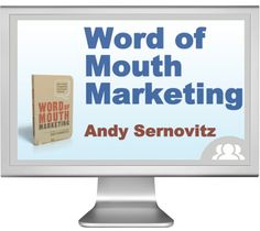 Word of Mouth Marketing with Andy Sernovitz Word Of Mouth Marketing, Vr, Goodies, This Or That Questions, Words, Business, Blog, Sweet Like Candy, Gummi Candy