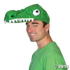 Aligator hat Oriental Trading $6.50 ea