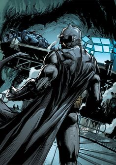 Future's End: Batman #1 by Jason Fabok *